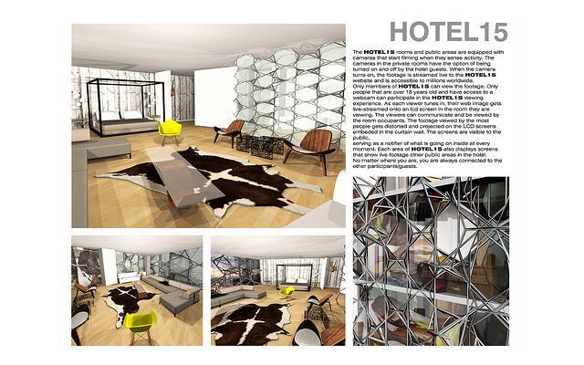 hospitality interior design My Harrington College of Design